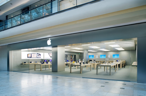 apple-store-alstertal-tyskland