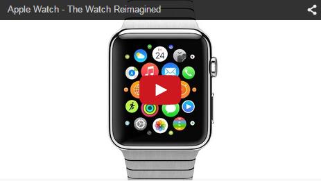 Reklamefilm for Apple Watch